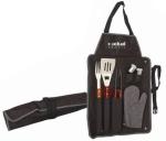 bbq apron tools