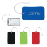 luggage tag - journey
