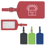 luggage tag - soft touch