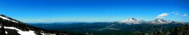 bend panorama