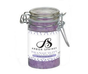 essential oils bath salts