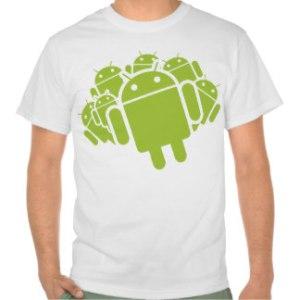 tshirt android